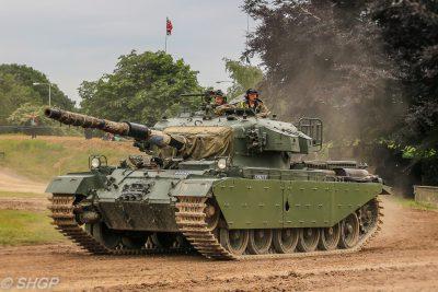 Centurian tank - British Army